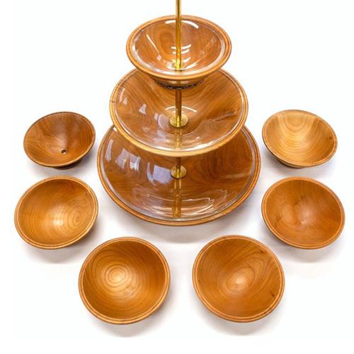 Atribút kasida-oase-serving-set-stand-6-bowls | natalis-luxus.com}}