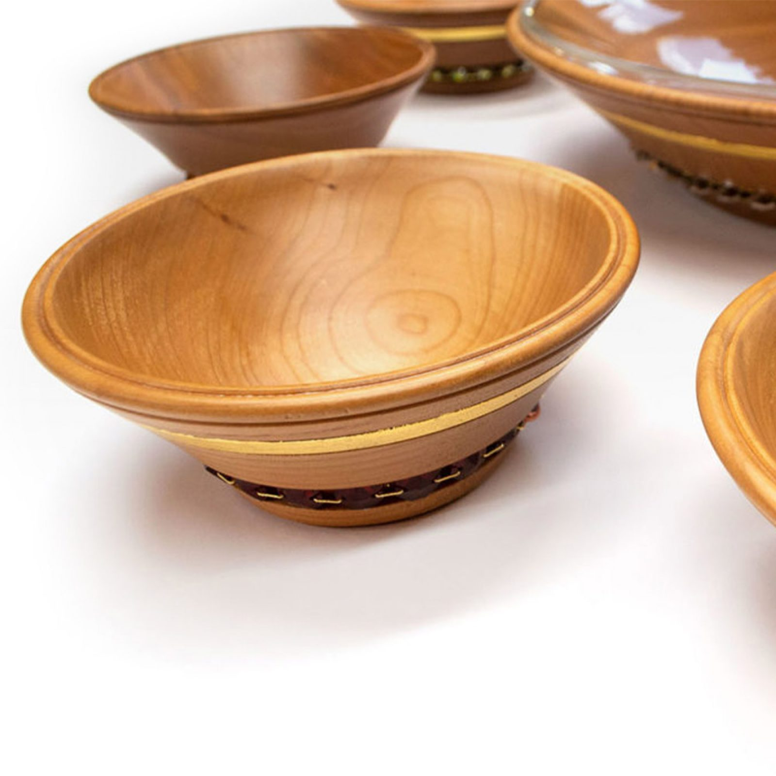 Kasida Oase - Hand crafted from cherry wood | Natalis Luxus